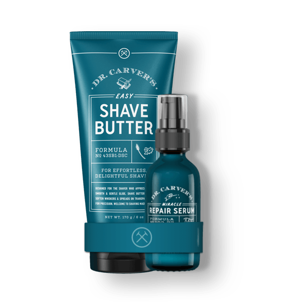 Dr. Carver's Miracle Shave Bundle
