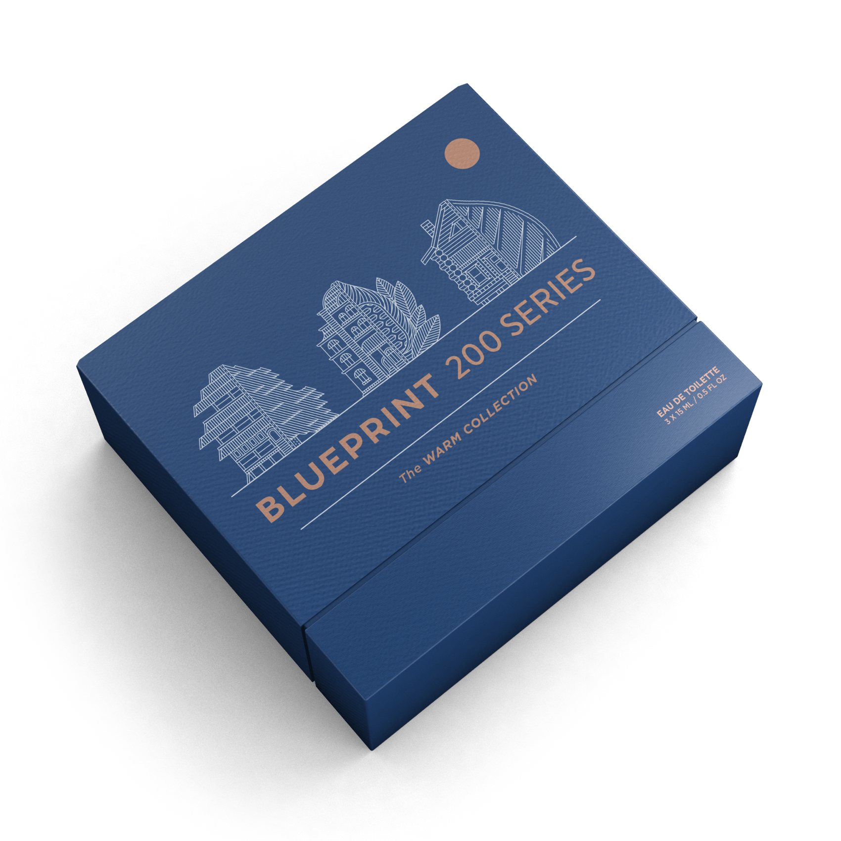 Blueprint Cologne The Warm Collection